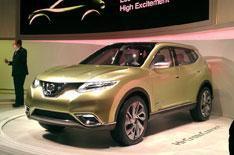 Geneva motor show 2012: Nissan Hi-Cross