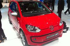 Geneva 2012: Four VW Up concept cars