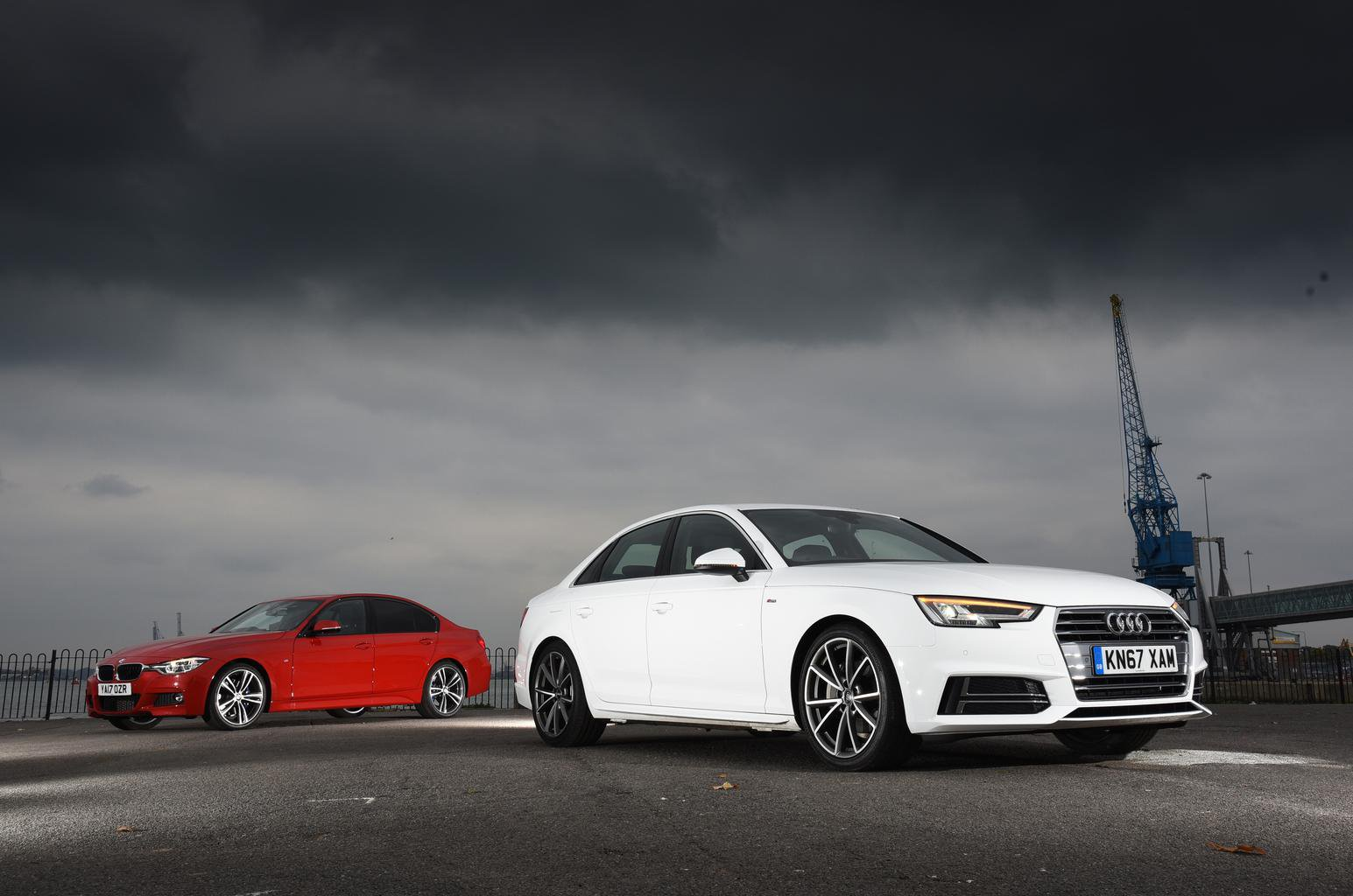 Audi A4 Vs Bmw 3 Series What Car