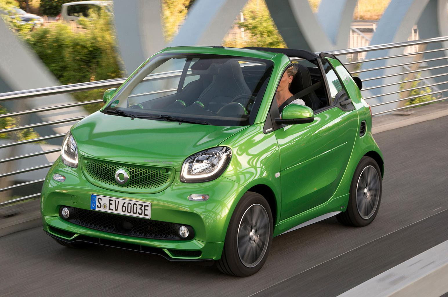 2017 Smart Fortwo Cabrio Electric Drive Review Price Specs And Release Date