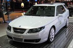 Saab plans smaller, greener cars