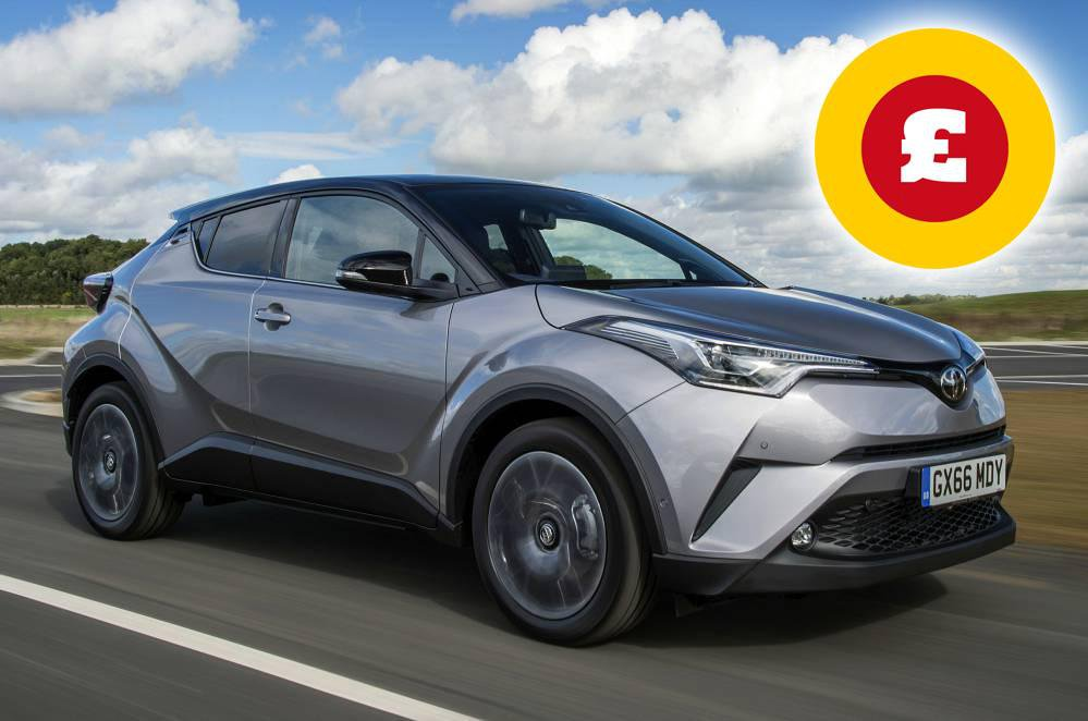 How to spec a Toyota C-HR