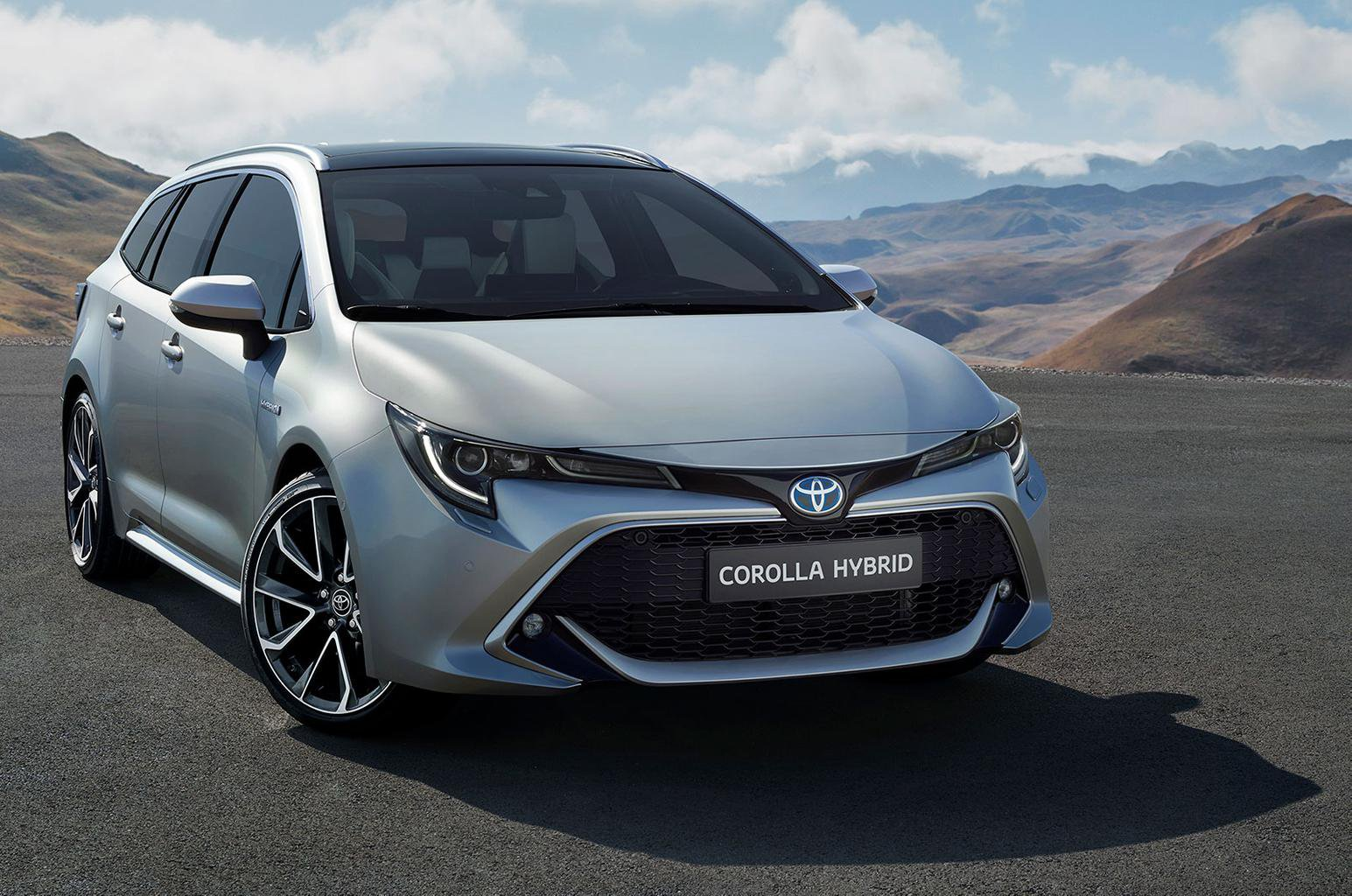 2019 Toyota Corolla Touring Sports – price, specs and release date