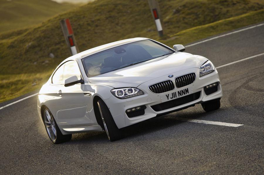 Deal of the Day: BMW 6 Series