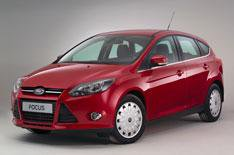 80+mpg Ford Focus coming early 2012