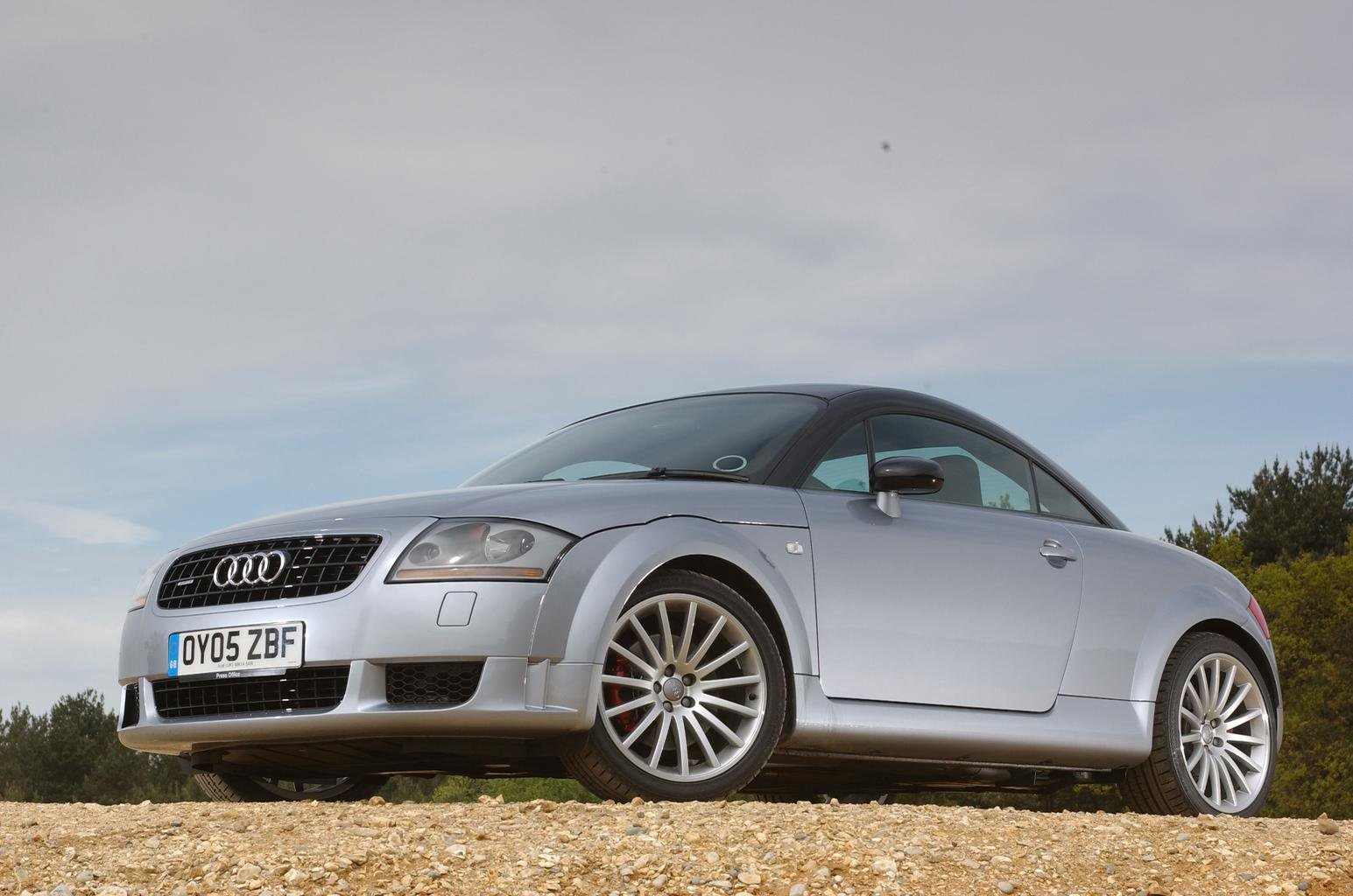 Audi TT Mk1 – Rewind Wednesday