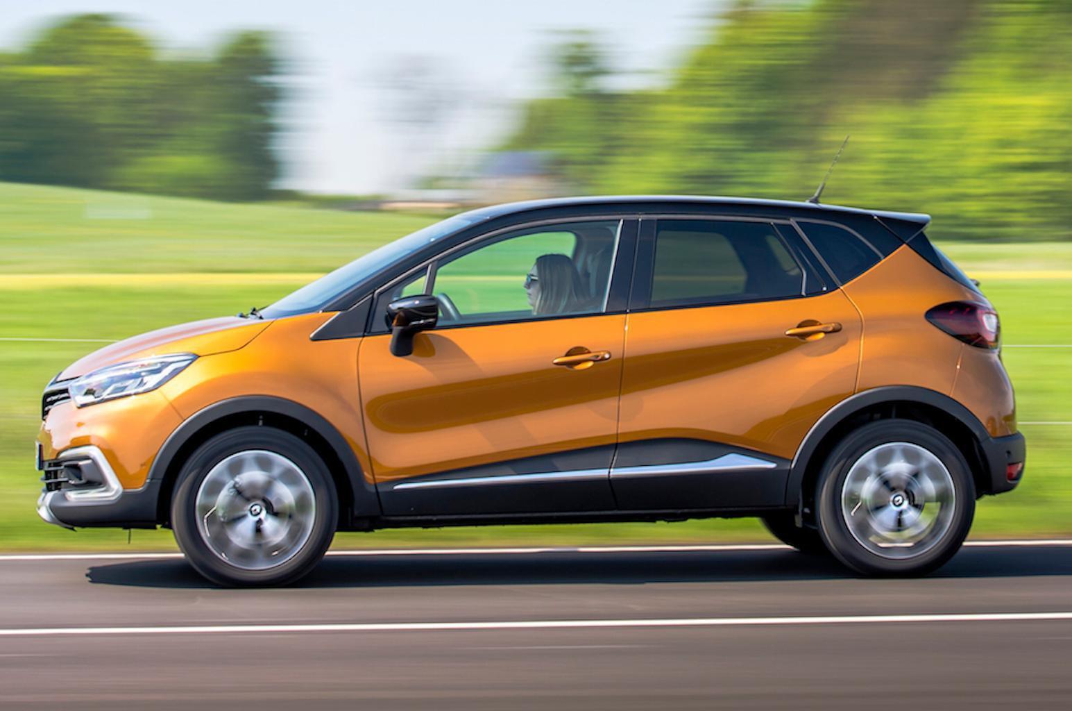 Renault Captur review verdict and specs