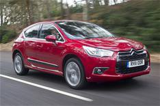 Citroen DS4 prices revealed
