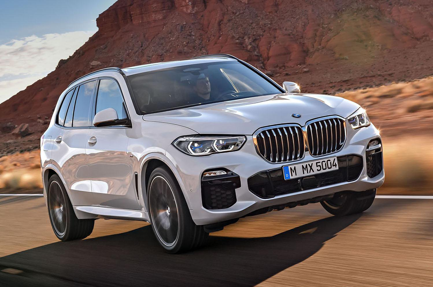 2018 BMW X5 revealed – price, specs and release date