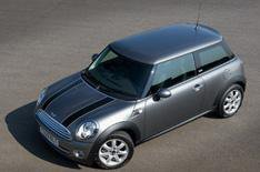 Mini launches Graphite special edition