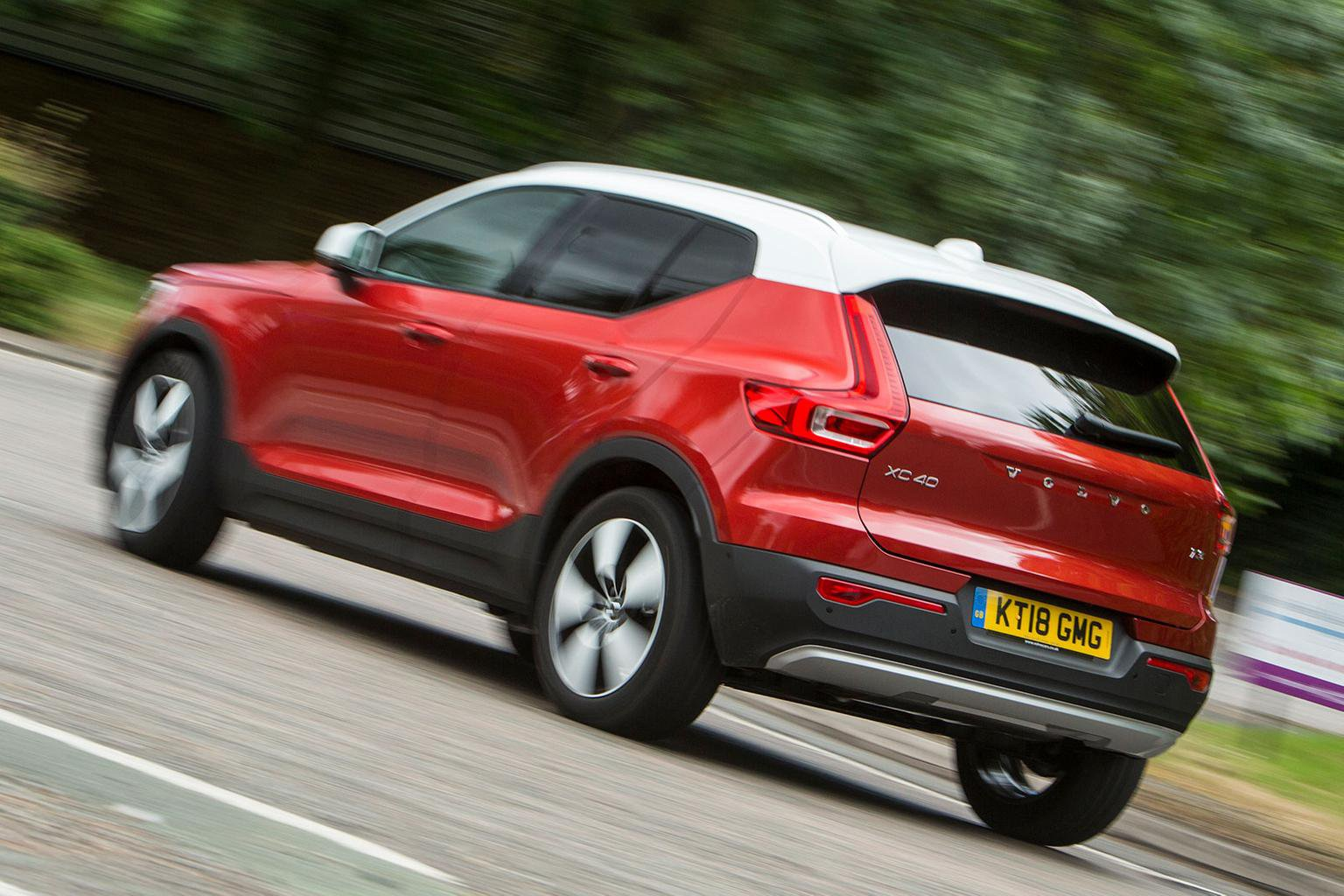 2018 Volvo XC40 T3 review - verdict