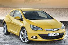 Vauxhall Astra GTC from 18,495