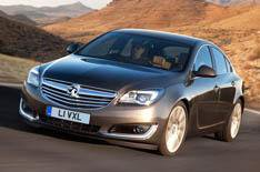 2013 Vauxhall Insignia exclusive preview