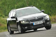 2013 Skoda Octavia Estate review