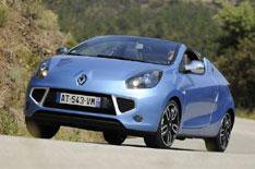 Renault Wind: driven