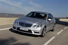 Mercedes E63 AMG reviewed