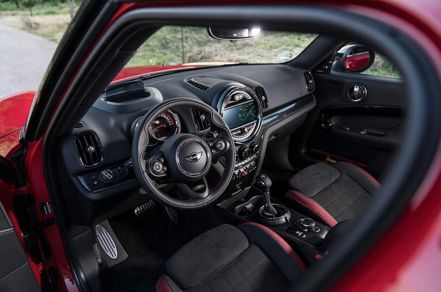 Mini Countryman John Cooper Works 2017 verdict and specs