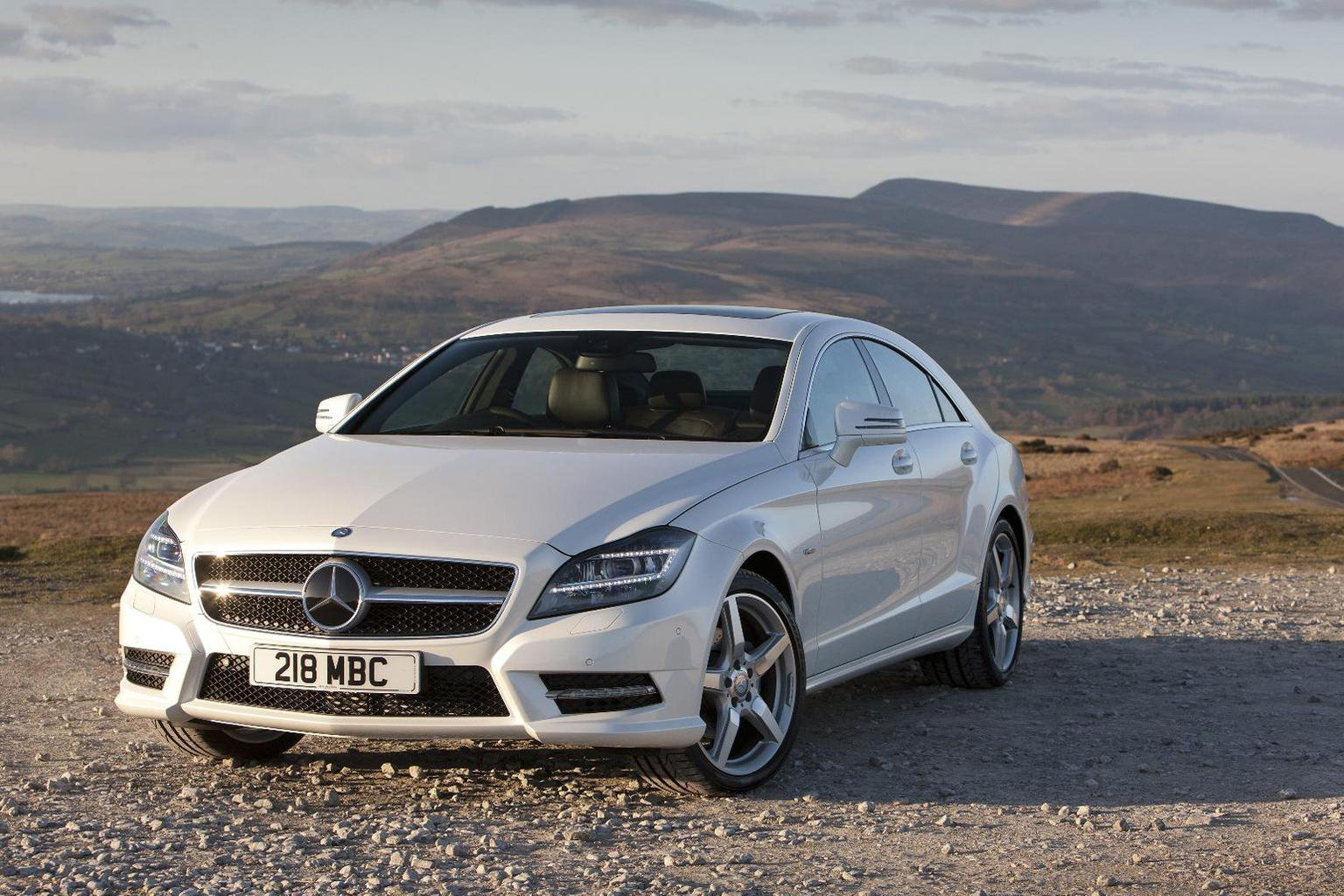 Deal of the day: Mercedes-Benz CLS