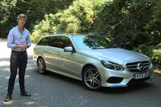 Mercedes-Benz E-Class video review