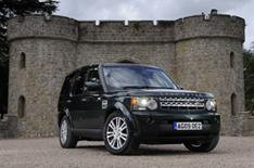 Land Rover increases production