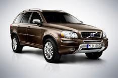 2012 Volvo XC90 launched