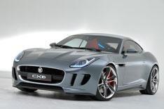 Jaguar C-X16 unveiled