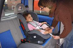 Child car seats  the basics