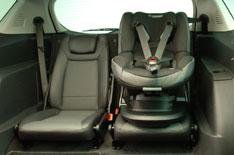 How to fit a car seat