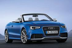 2013 Audi RS5 Cabriolet unveiled