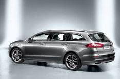 New 2013 Ford Mondeo Estate unveiled