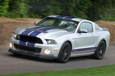 Ford Mustang to be sold in UK