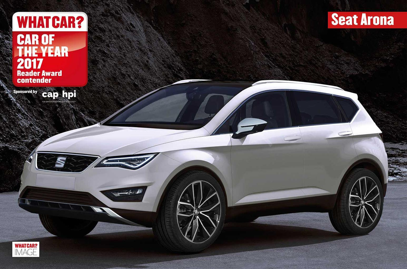 New Seat Arona to rival Nissan Juke in 2017
