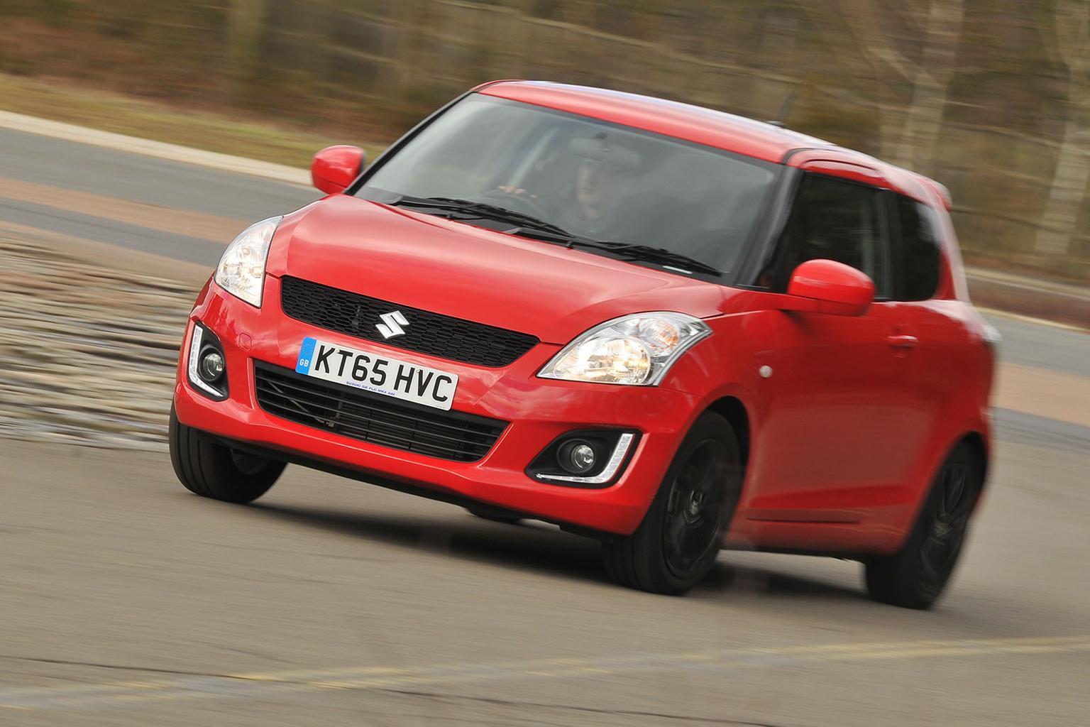 2016 Suzuki Swift 1.2 VVT SZ-L review