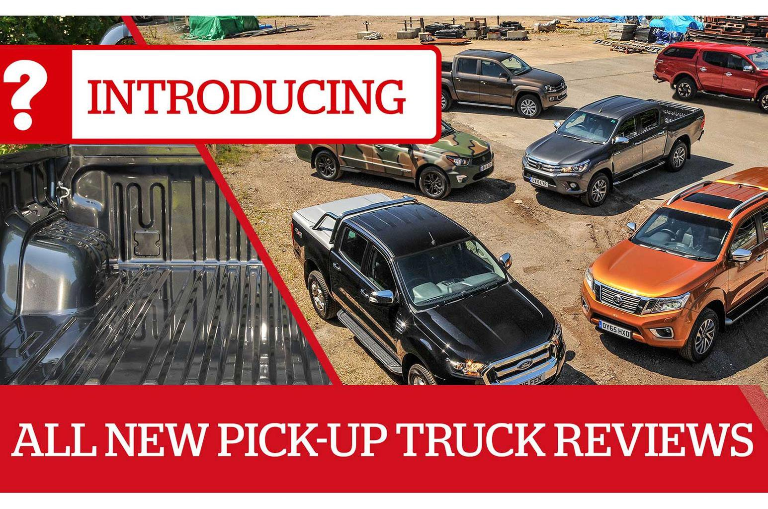 Video: New pick-up truck reviews coming to What Car?