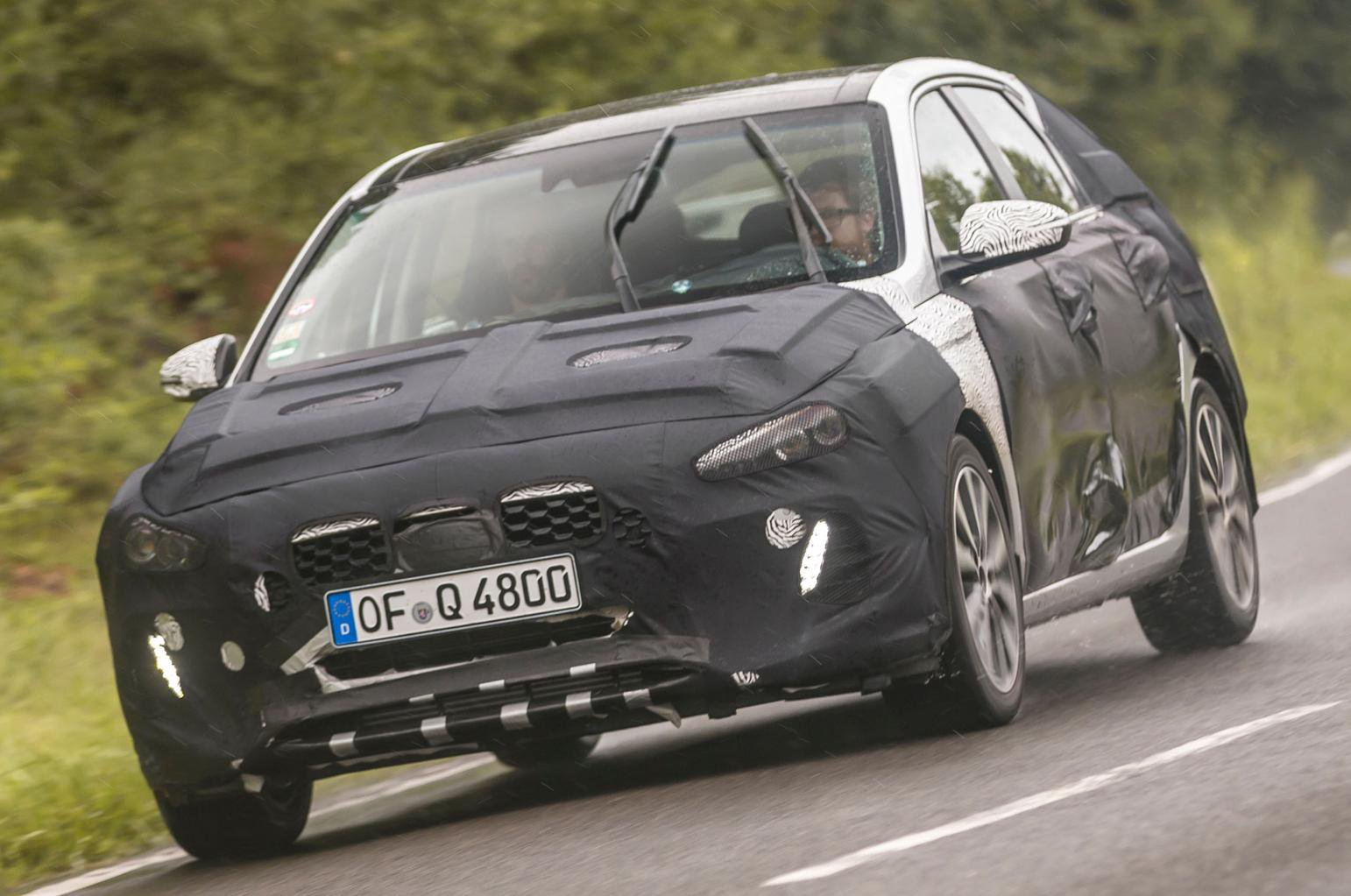 2017 Hyundai i30 1.4 Turbo prototype review