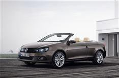 Updated VW Eos now on sale