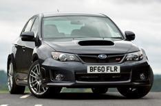 Subaru WRX STI drops name, gains saloon