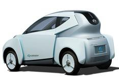 Nissan's electric future on show