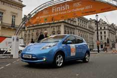 Future Car Challenge 2011 - driven
