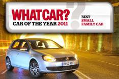 Small family car winner