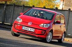 2012 Volkswagen Up ASG review