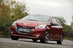 2012 Peugeot 208 1.6 THP review
