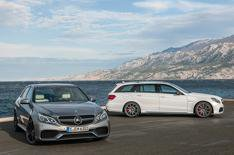 2013 Mercedes E-Class prices revealed