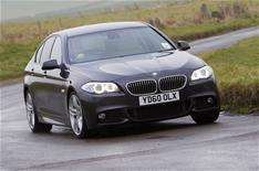 BMW 5 Series 4WD for 2013