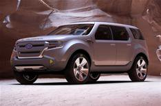 Ford Explorer and Ecoboost