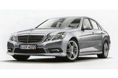 More Mercedes-Benz E-Class pictures