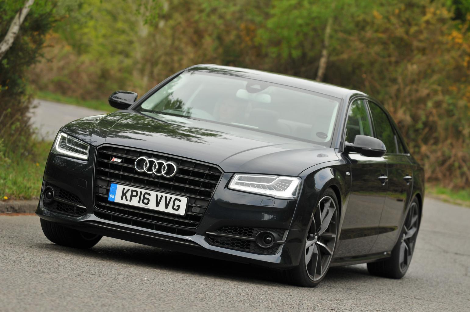 2016 Audi S8 Plus review