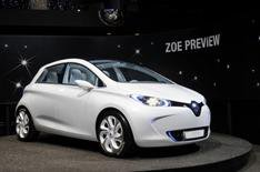What's the Renault Zoe like to drive?
