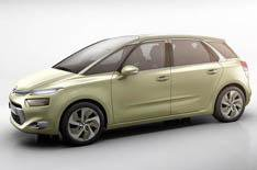 New Citroen C4 Picasso previewed