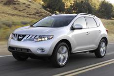 First impressions: new Nissan Murano